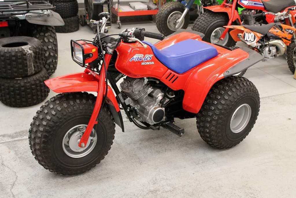 New M Lg on 1987 Honda Atc 125m