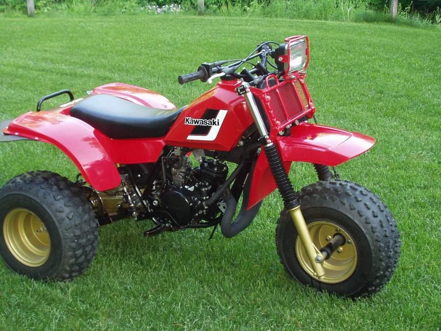 Kawasaki Kxt  Tecate For Sale